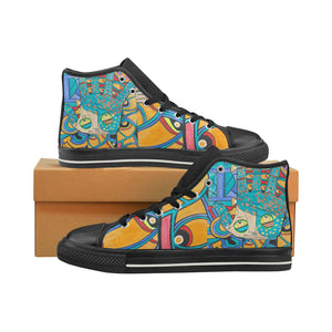 I See- Women's High Tops