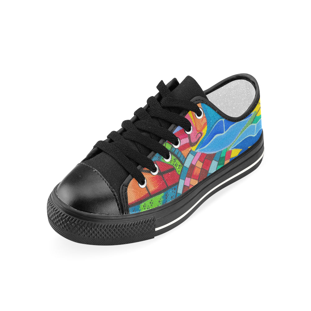 Path of Color- Women's Low Tops