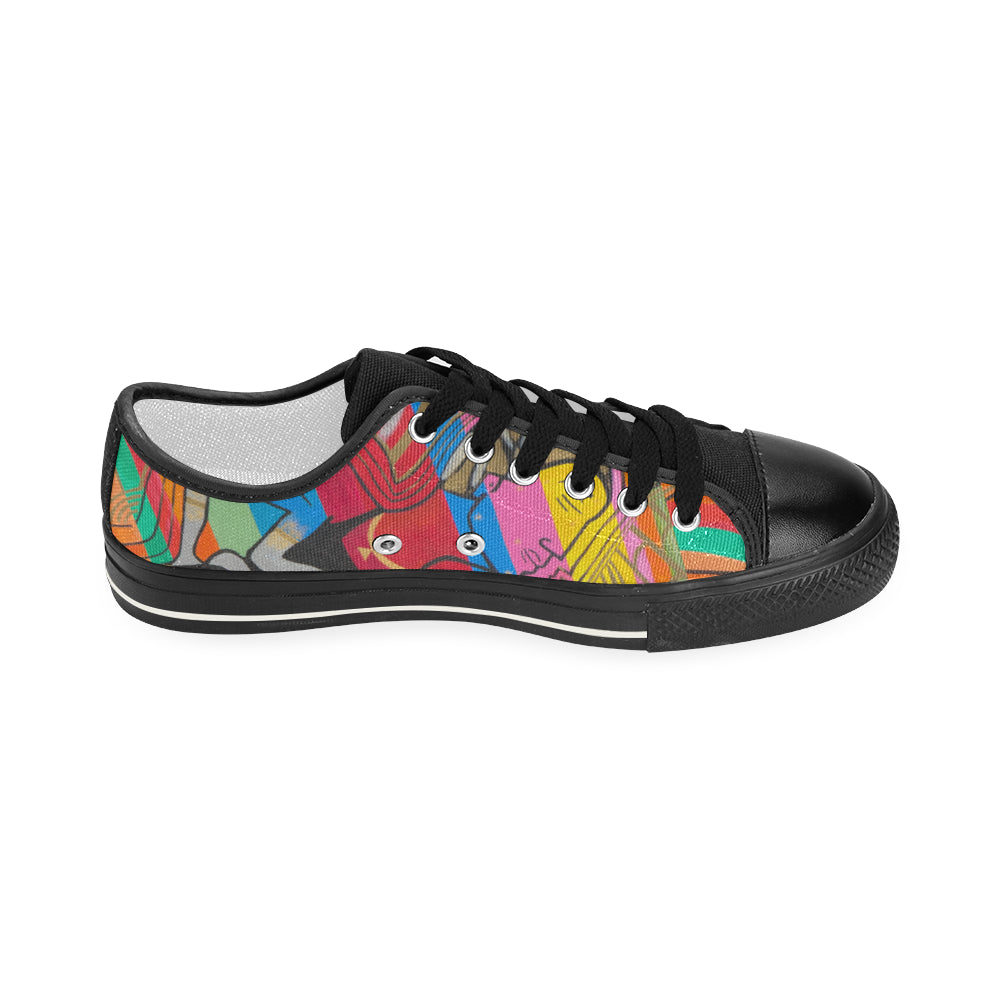 Dance for me- Women's Low Tops
