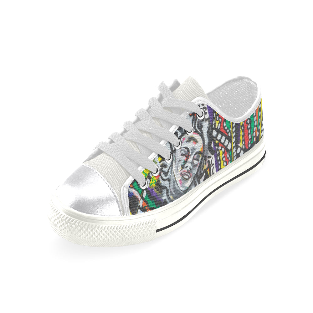 In between Dreams- Women's Low Tops