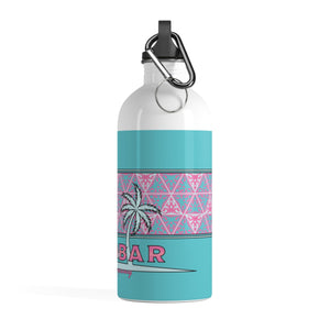 Teal Stainless Steel Water Bottle