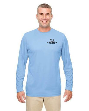 Big and Tall Weigh Anchor Long SLeeve
