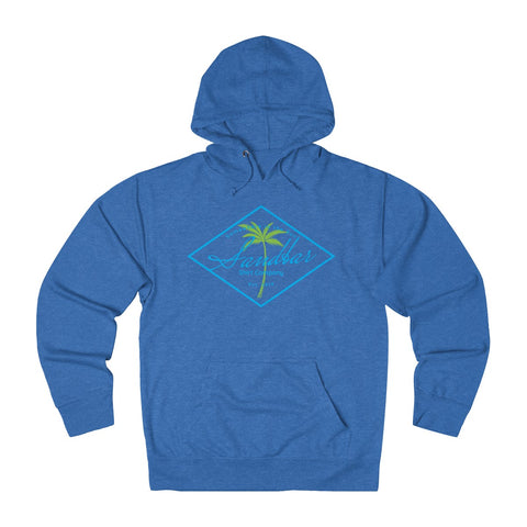 Diamond Palm- Unisex French Terry Hoodie