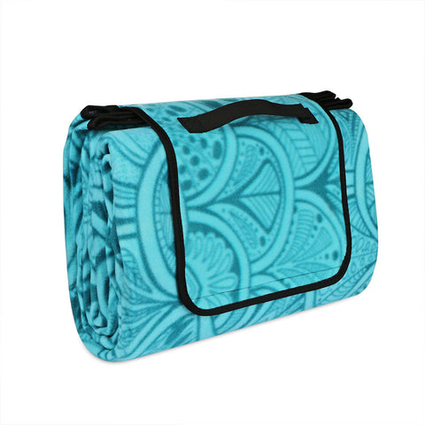 Portable Waterproof Outdoor Picnic Blanket Beach Camping Blanket Mat