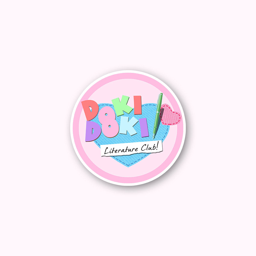 DDLC Logo Sticker