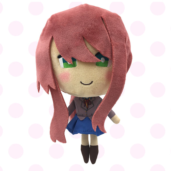 Monika Plush Figure