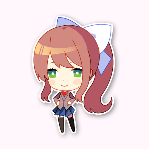 Monika Sticker