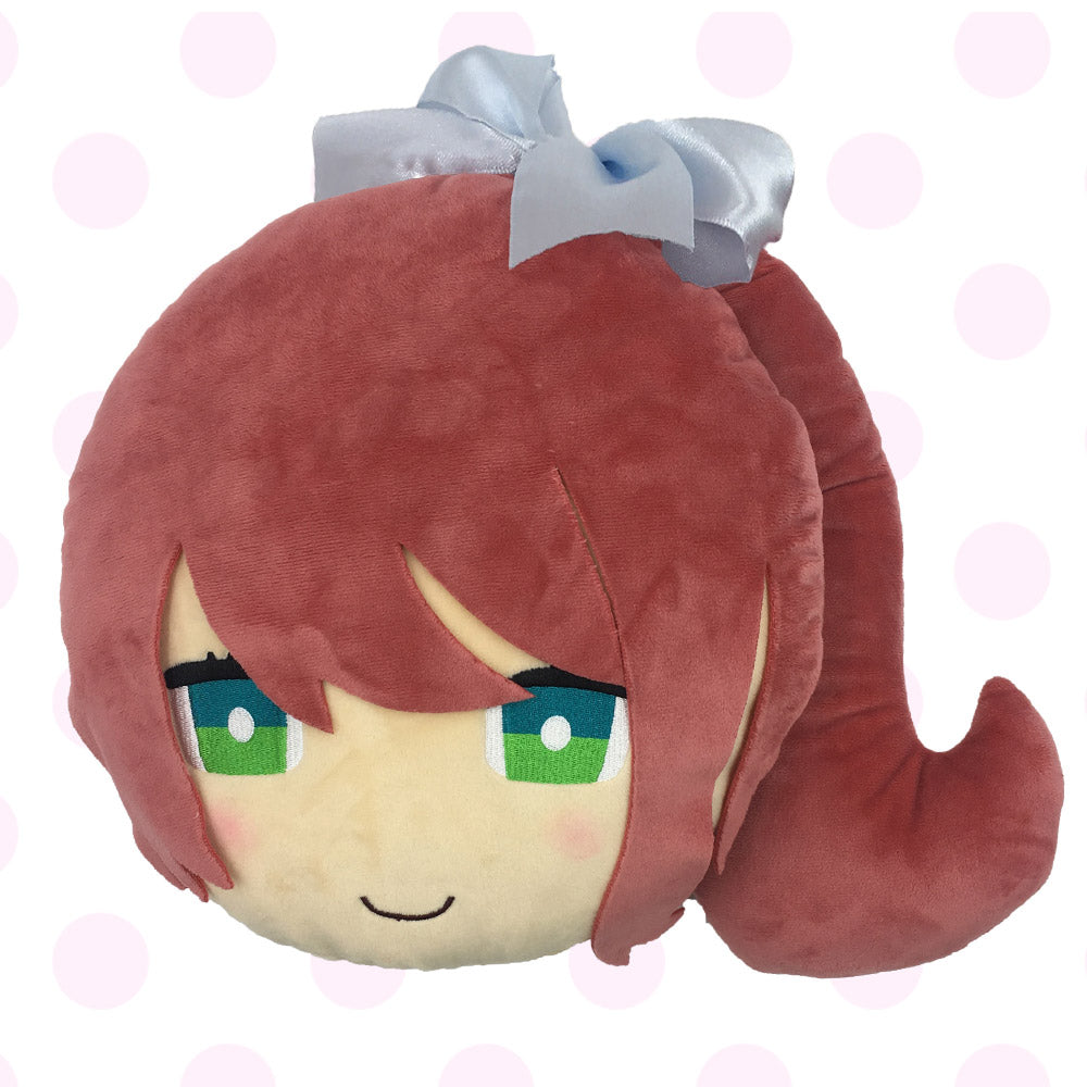Monika Plush Pillow Doki Doki Literature Club Official Store