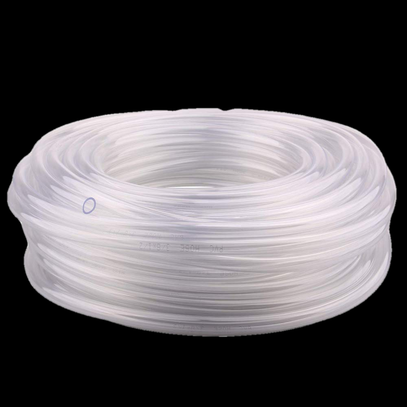 "10 Feet Food Grade PVS Tubing 3/8"" ID"