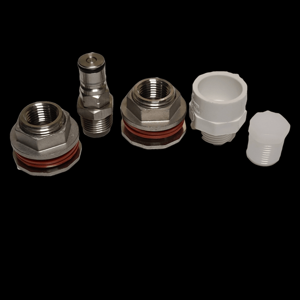 "1/2"" Ball Lock Post Pressure Transfer Kit"