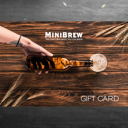 MiniBrew Gift Card