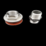 Stainless Steel 304 Hex Nipple NPT Male to Male