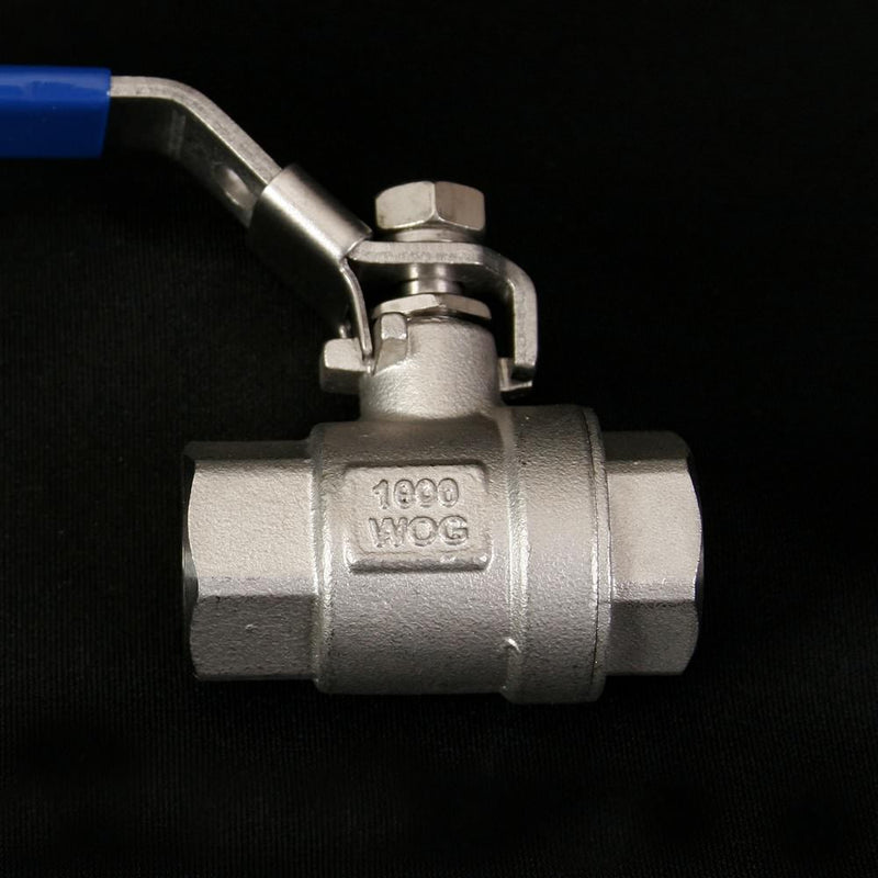 Stainless Steel 304 Ball Valve