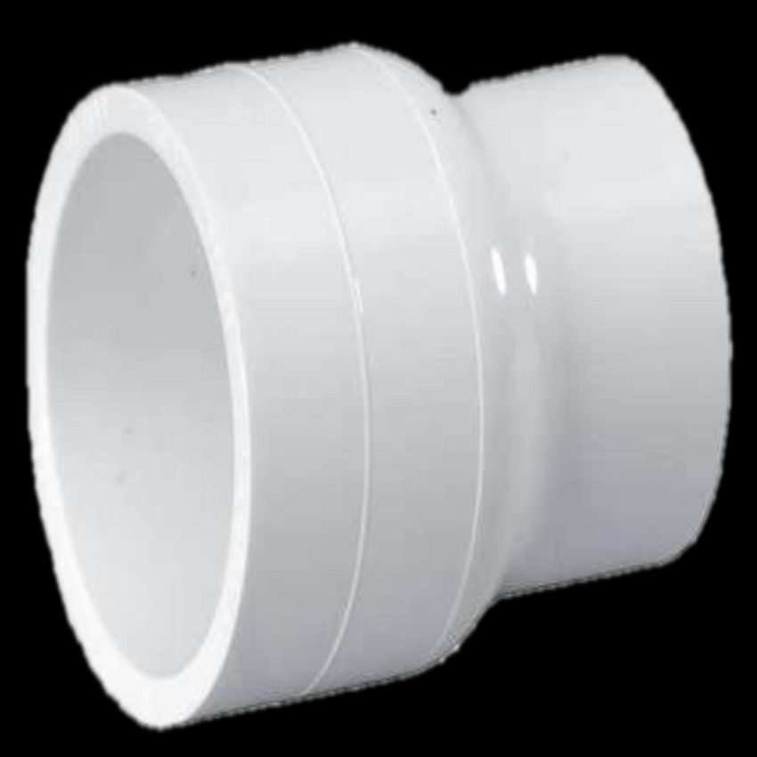 "Reduction Coupler 1/2"" x 3/8"" ID"