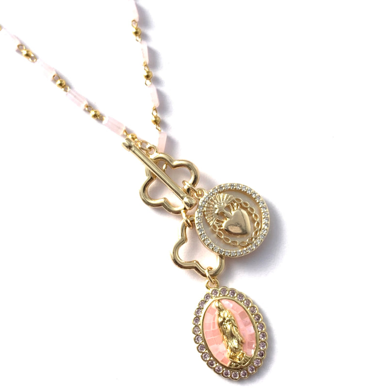 Sacred Lady Necklace