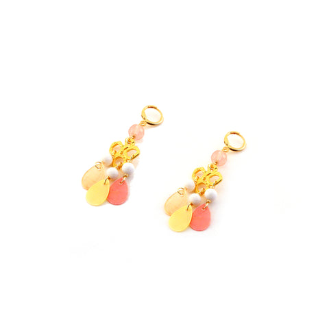 Willa Earring - MERMAID COLLECTION - HotRocksJewels