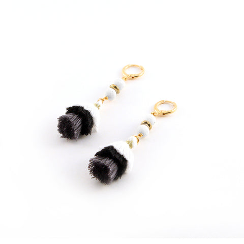 Zoe Earrings - SILK ROAD COLLECTION - HotRocksJewels