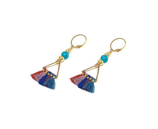Andy Earrings - PLAYA COLLECTION - HotRocksJewels