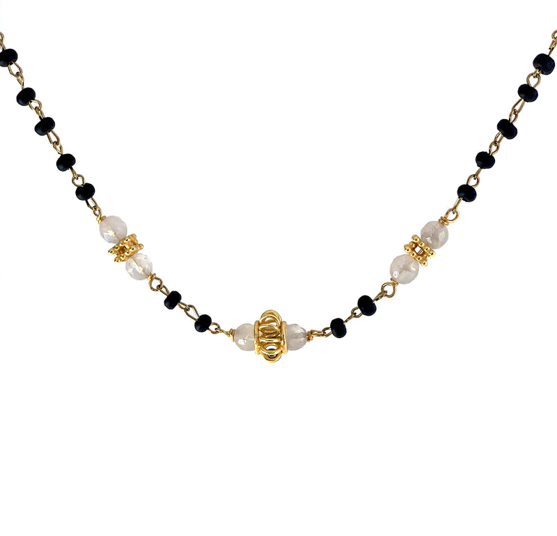 Ari Necklace - GAIA COLLECTION - HotRocksJewels