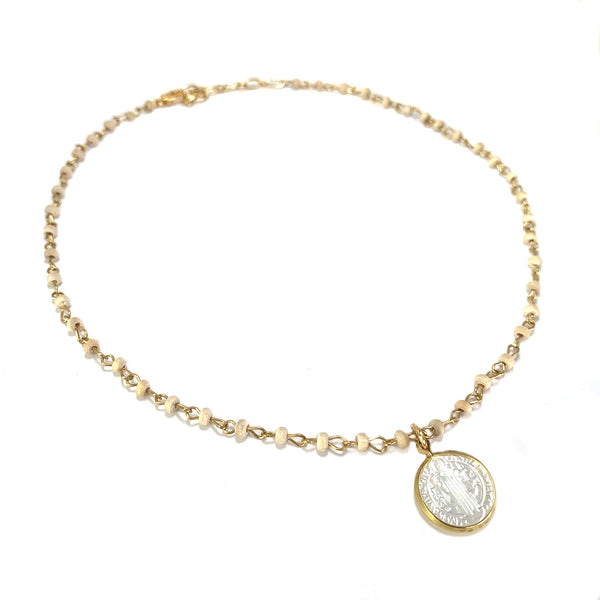 Hey Jude Necklace -     ELEMENTS COLLECTION - HotRocksJewels