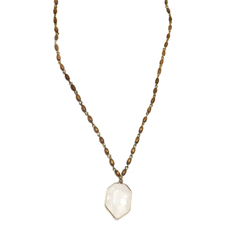 Heja Necklace-      ELEMENTS COLLECTION