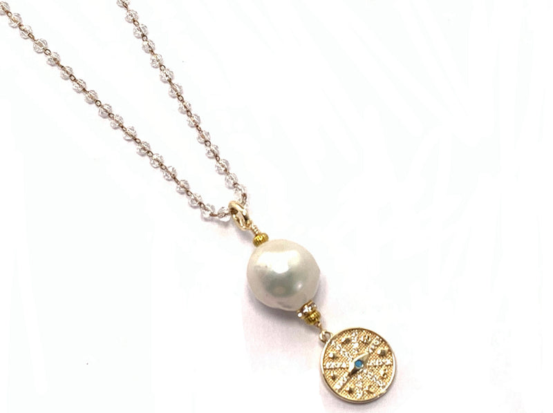 Aurora Necklace- GOLD COLLECTION