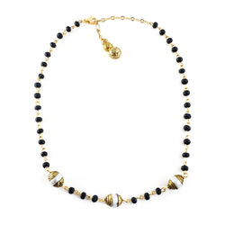 Hallie Necklace - ELEMENTS COLLECTION - HotRocksJewels