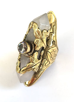 Harlot Ring - MUSE COLLECTION - HotRocksJewels