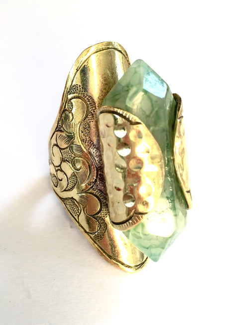 Neo Taz Ring - MUSE COLLECTION - HotRocksJewels