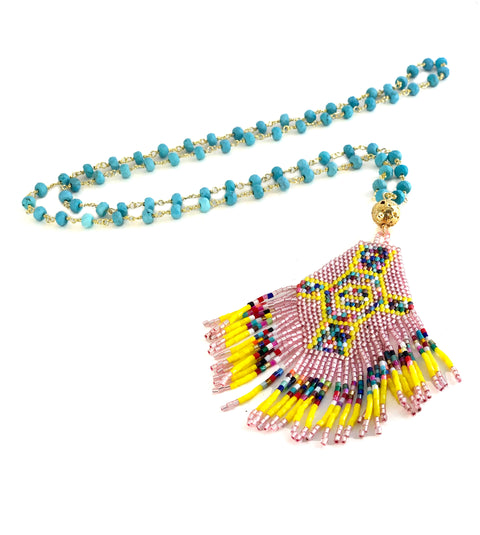 Ina Necklace - PLAYA COLLECTION - HotRocksJewels