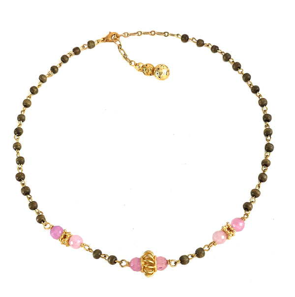 Kari Necklace - ELEMENTS COLLECTION - HotRocksJewels