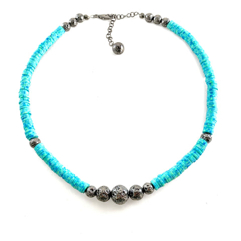 Kira Necklace-       THE VIVA COLLECTION - HotRocksJewels
