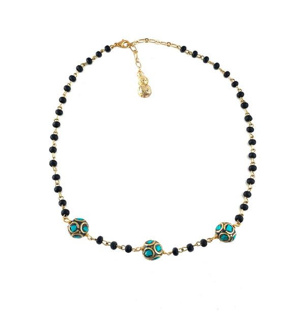 Liv Necklace - ELEMENTS COLLECTION - HotRocksJewels