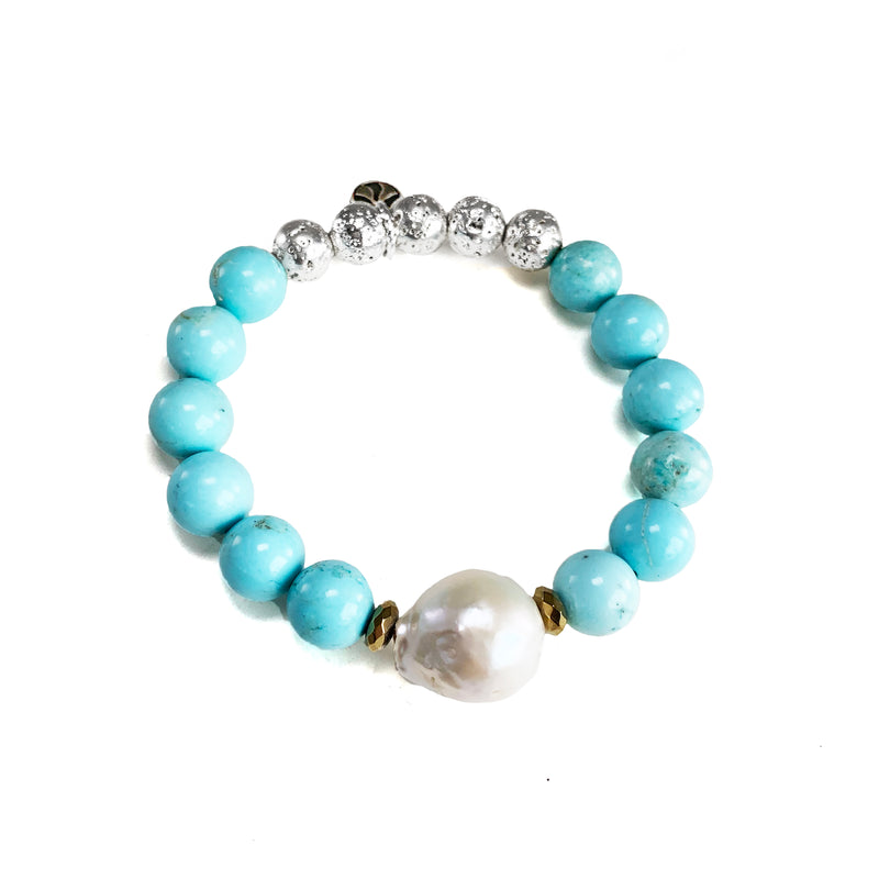 Lila Luxe Bracelet - THE MERMAID COLLECTION - HotRocksJewels