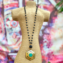 MAJ NECKLACE - GAIA COLLECTION - HotRocksJewels