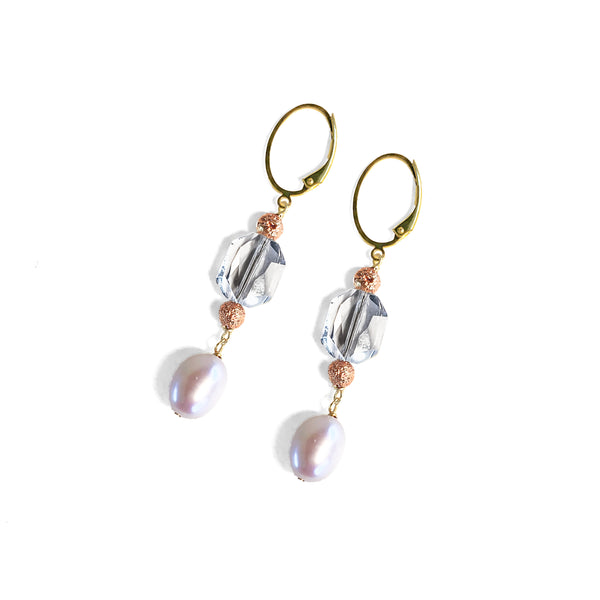 Tusi Earrings-     MERMAID COLLECTION - HotRocksJewels