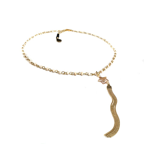 Estri Necklace-      MERMAID COLLECTION - HotRocksJewels