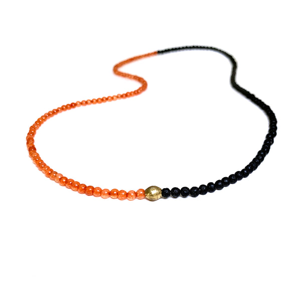 Men's Long Mission Necklace-    GUIDE - HotRocksJewels
