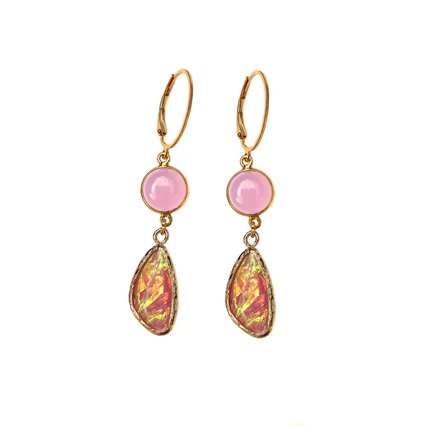 Hopal Earrings-       MUSE COLLECTION - HotRocksJewels