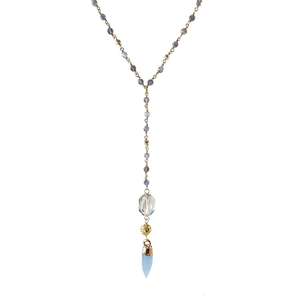 Sirus Necklace-    MUSE COLLECTION - HotRocksJewels
