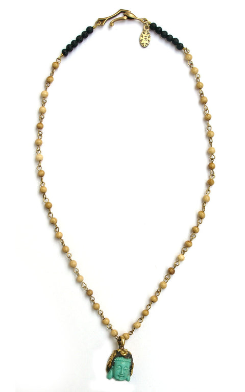 Padma Necklace - GAIA COLLECTION - HotRocksJewels