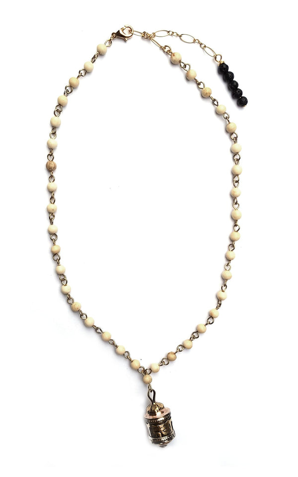 Pasar Necklace - GAIA COLLECTION - HotRocksJewels