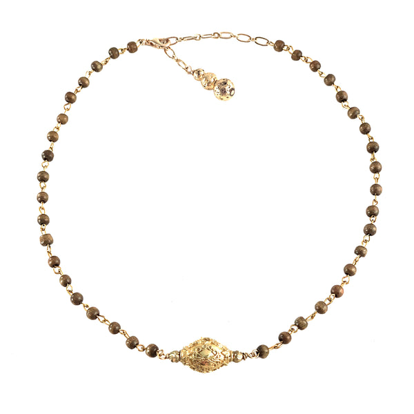 Rae Necklace - ELEMENTS COLLECTION - HotRocksJewels