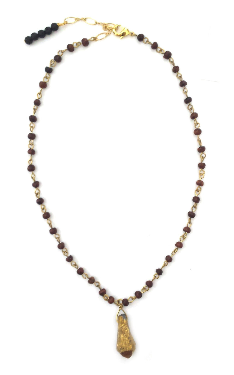 Rocha Necklace - MUSE COLLECTION - HotRocksJewels