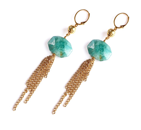 Roush Earrings - PLAYA COLLECTION - HotRocksJewels
