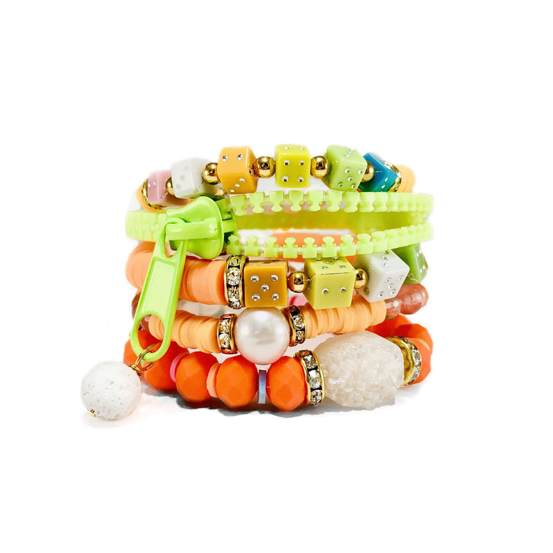 Viva Stack Bracelets-    VIVA COLLECTION - HotRocksJewels