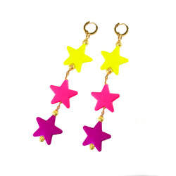 Estrella Earrings-      VIVA COLLECTION - HotRocksJewels