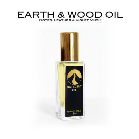 EARTH & WOOD OIL