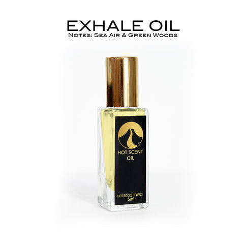 EXHALE OIL - HotRocksJewels