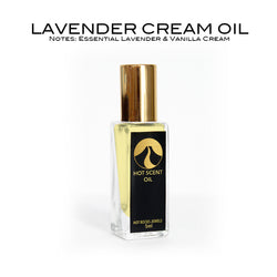 LAVENDER CREAM OIL - HotRocksJewels